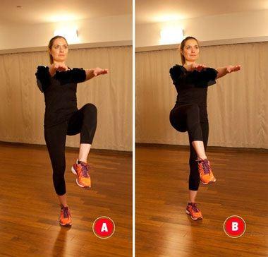 آموزش تصویری تمرینات بدنسازی برای تقویت عضلات خانمها