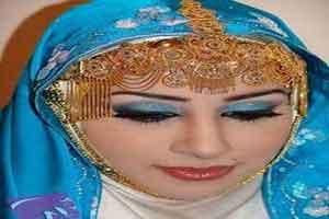 زن عرب که ادعا می کندزیباترین شاهزاده جهان است (عکس)