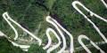 عکس های زیبا جاده عجیب و پر پیچ و خم به نام راه بهشت