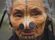 زشت کردن زنان دریک قبیله برای رهایی از تجاوز مردان