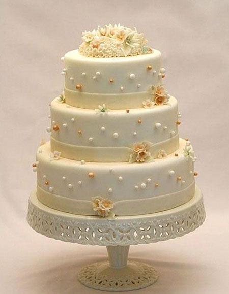 مدل کیک عقد چند طبقه فانتزی و بسیار زیبا