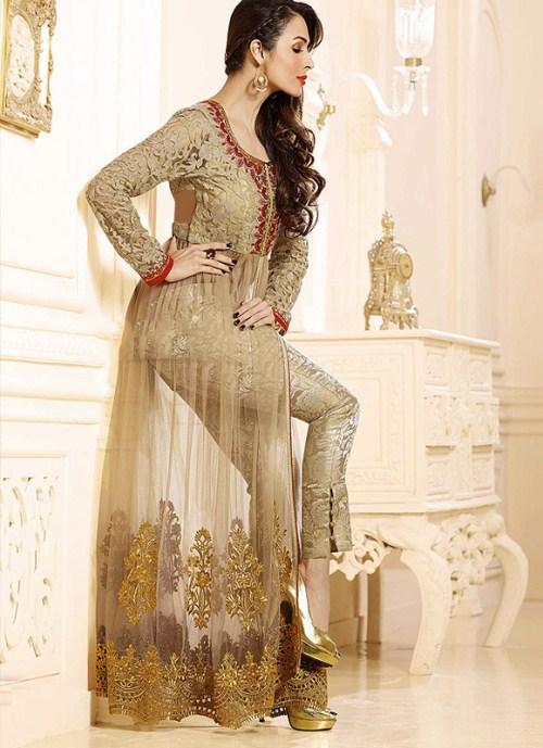 زیباترین ژورنال عکس لباس هندی زنانه بسیار جذاب