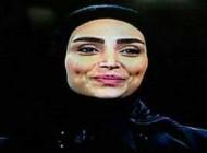 دختری که در برنامه ماه عسل یک مدلینگ بی حجاب بود