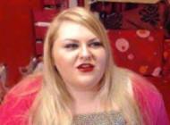 دختر چاق 130 کیلویی که هدفش مدلینگ شدنه! عکس