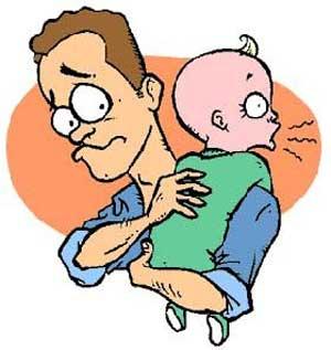 دلیل آروغ زدن نوزاد بعد از شیر خوردن واقعاً چیست؟