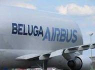 ایرباس بلوگا پرقدرت ترین هواپیمای باری در جهان! عکس
