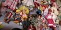 زن کاستاریکایی که چهار هزار عروسک دارد (عکس)