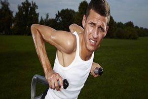 ورزش عالی برای افراد لاغر و کسانی که کمبود وزن دارند