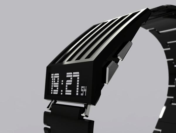 تصاویری ازجدیدترین و شیک ترین ساعت های مچی جهان