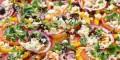 آموزش جامع درست کردن پیتزا فلفل گیاهی
