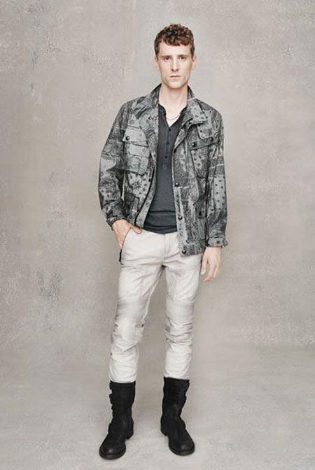 شیک ترین مدل لباس پاییزه و کاپشن مردانه جدید