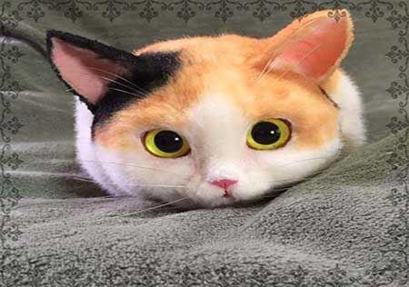 تصاویری از مدلهای عجیب کیف دستی شبیه گربه