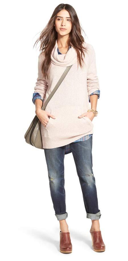 شیک ترین و جدیدترین تیپ و مدل لباس پاییزی زمستانی