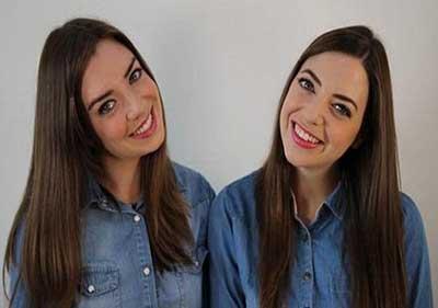 دختر ایرلندی توانست سه همزاد خود را پیدا کند + تصاویر