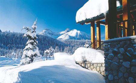 عکس هایی از دیدنی ترین هتل کوهستانی با فول امکانات