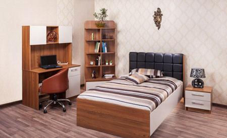 سرویس و دکوراسیون اتاق نوجوان و مدل میز کامپیوتر
