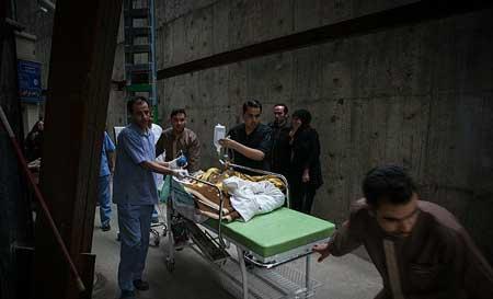 مرگ مغزی نگار دختر 2 ساله بخاطر دستان سنگین پدرش (تصاویر)