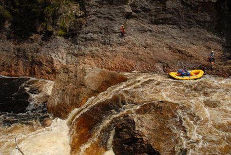 مناسب ترین و بهترین رودخانه های رفتینگ جهان (عکس)
