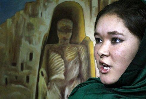 عکسهایی از شو فشن دختران زیبا و خوشگل افغانی (تصاویر)