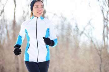پیشگیری از آسیب دیدگی های ورزش در هوای سرد