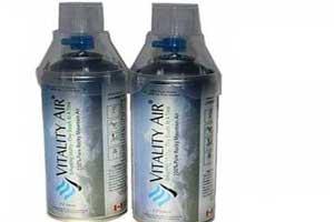 فروش هر بطری هوای تازه کانادا 20 دلار بخاطر آلودگی هوا