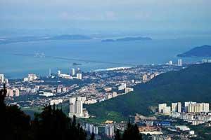 زیباترین جزایر گردشگری، توریستی و دیدنی مالزی (تصاویر)