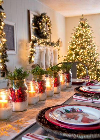 کریسمس 2016 را با این ایده های تزیینی زیبا جشن بگیرید