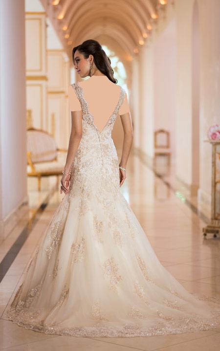 ژورنال 2016 از جدیدترین مدلهای لباس های عروس 2016