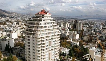 عکس های خفن یک خانه لوکس 18 میلیاردی در تهران