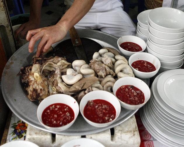 غذاهای عجیب و چندش آور در دنیا (عکس)