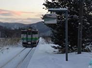 قطاری که فقط برای یک دختر مسیر طولانی طی می کند