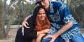 ازدواج مردی شبیه خرچنگ با زن ریش دار (عکس)