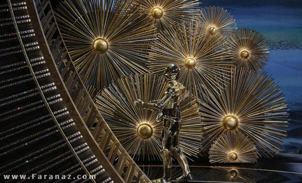 آلبوم عکسهای مراسم اسکار 2016