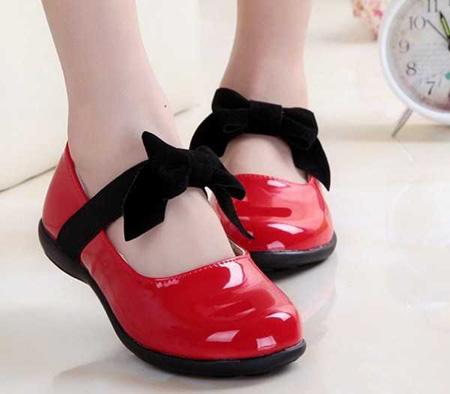 مدل کفش شیک و جدید دختر بچه های زیر 7 سال
