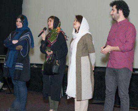 عکس های زیبای پریناز ایزدیار بازیگر فیلم ابد و یک روز