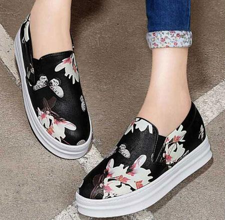 مدل کفش کتونی اسپرت تابستانی دخترانه و پسرانه