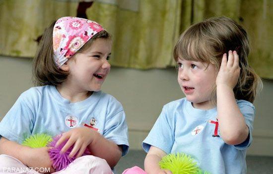 آموزش حرف زدن به کودکان