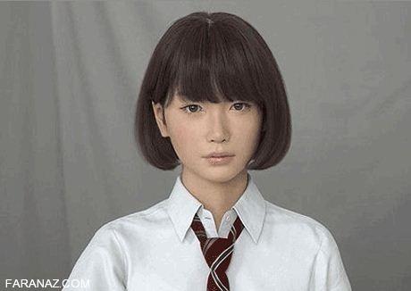 نظر شما درباره این دختر جذاب چیه؟ عکس