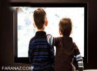 پیامدهای تماشای زیاد تلوزیون روی کودک