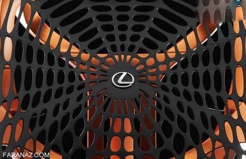 تصاویری از مدرن ترین صندلی خودرو جهان