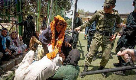 پاتوق دختران و پسران با رابطه نامشروع در تهران (تصاویر)
