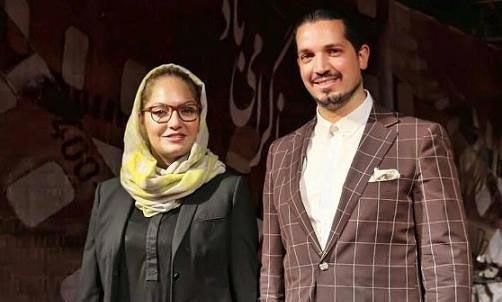 زندانی شدن همسر مهناز افشار (عکس و جزئیات)