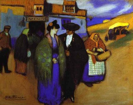 تصاویر نقاشی های پیکاسو نقاش مشهور اسپانیایی + زندگینامه