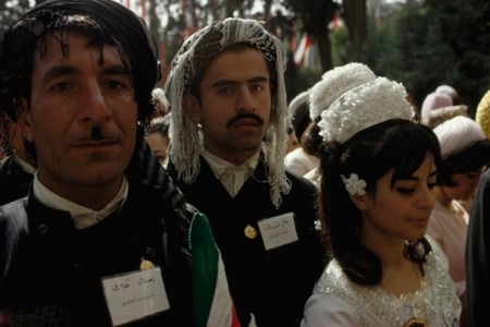 عکسهای نایاب از جشن تاج گذاری محمدرضا شاه پهلوی