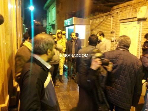 عکسهای دیده نشده از جسد آیت الله هاشمی رفسنجانی (20 عکس)