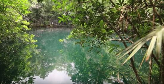 ترسناکترین و ناشناختهترین رودخانه جهان + تصاویر