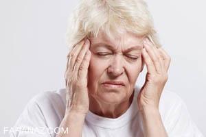 علت سیاهی رفتن چشم همراه با سرگیجه + درمان