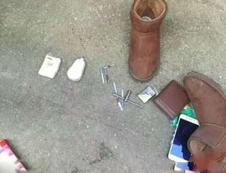 دزدان کودن هنگام فرار سر از ایستگاه پلیس درآوردند + تصاویر