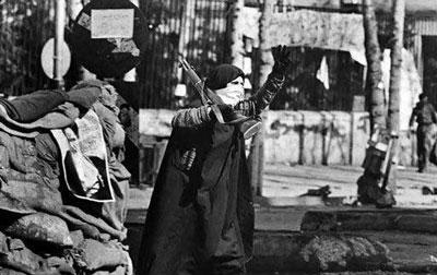 نقش زنان در پیروزی انقلاب اسلامی + تصاویر