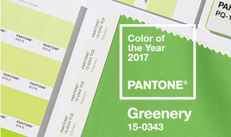 رنگ سال 2017 به انتخاب موسسه رنگ پنتون + تصاویر